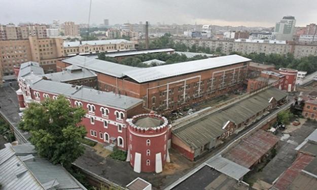 Самые известные тюрьмы России