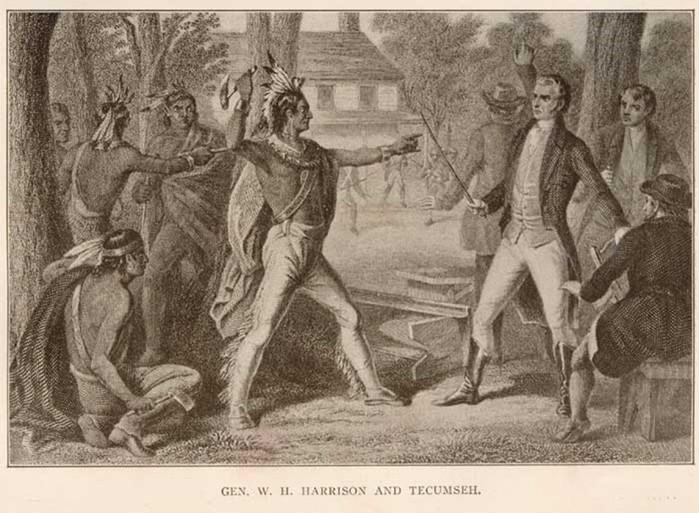Проклятие Текумсе: как индейский вождь проклял президентов Америки