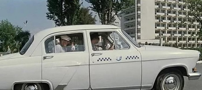Четырехколесные актеры советских фильмов