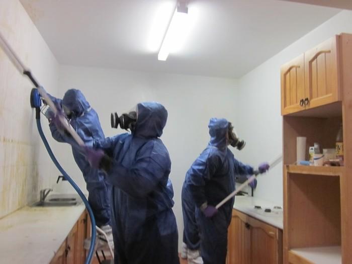 О трудовых буднях на самой грязной работе