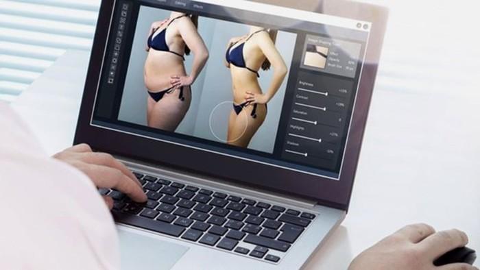 Во Франции запретили ретушировать фотографии моделей