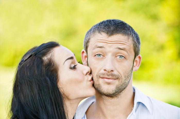 Как сделать своего мужчину ласковым 27