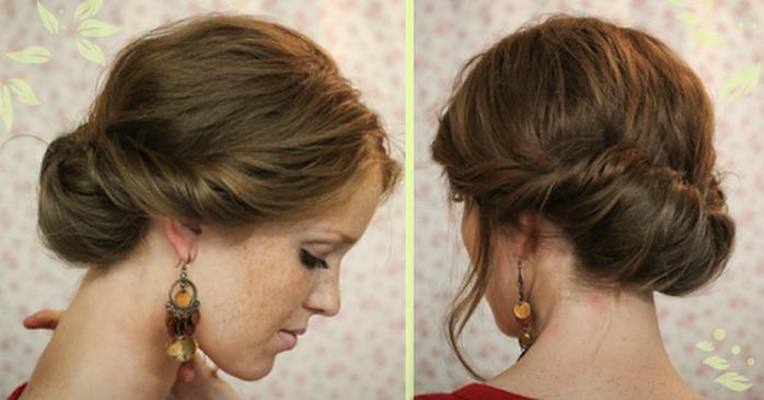 """alt=""""Причёски на средние и длинные волосы своими руками""""/2835299_Prichyoski_na_dlinnie_volosi (700x366, 354Kb)"""