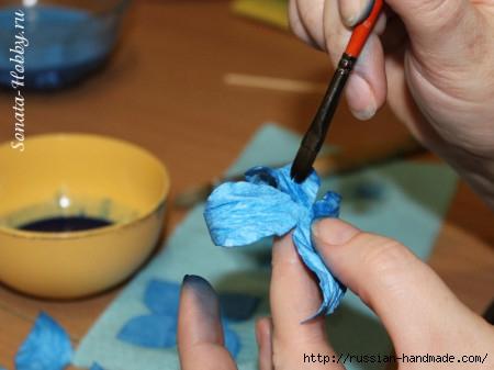 Бумагопластика. Цветы из акварельной бумаги (10) (450x337, 88Kb)