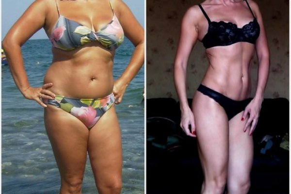 Как похудеть на 5 кг при весе 50 кг