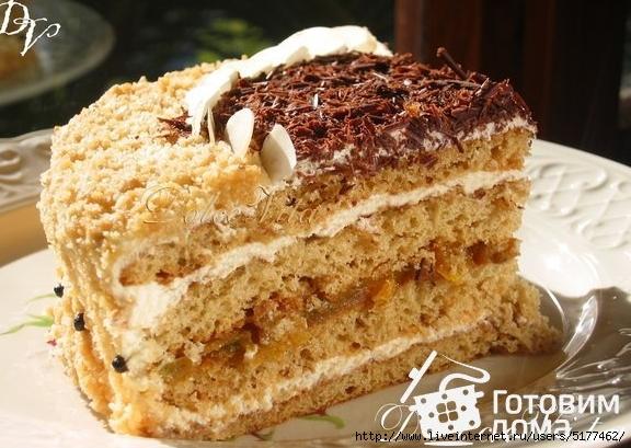 """Торт """"Медовый восторг"""" (жидкое тесто) фото к рецепту 9/5177462_Image_27 (576x409, 216Kb)"""