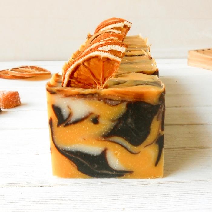 """Натуральное мыло """"Апельсин и шоколад""""/4487210_ (700x700, 288Kb)"""