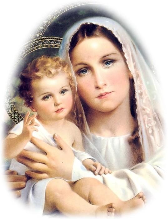 Храни, Господь, детей моих