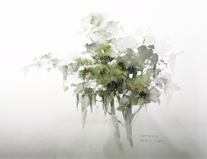Tree & Spanish Moss (700x538, 230Kb)