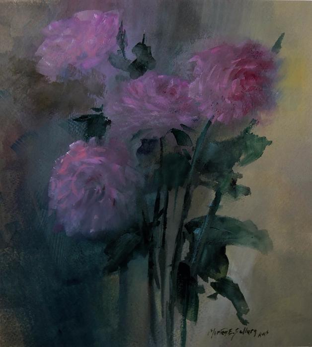 Lavender Flowers (628x700, 379Kb)
