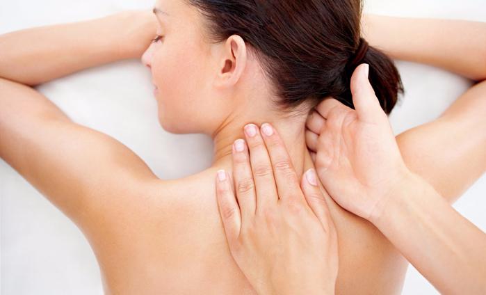 Точечный массаж и похудение