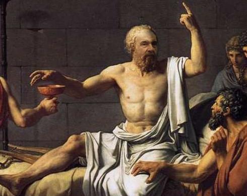 13. Две гордыни Сократ и Диоген (490x388, 155Kb)