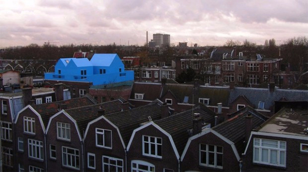 3. Деревня «Дидден» в Роттердаме, Нидерланды (620x348, 174Kb)