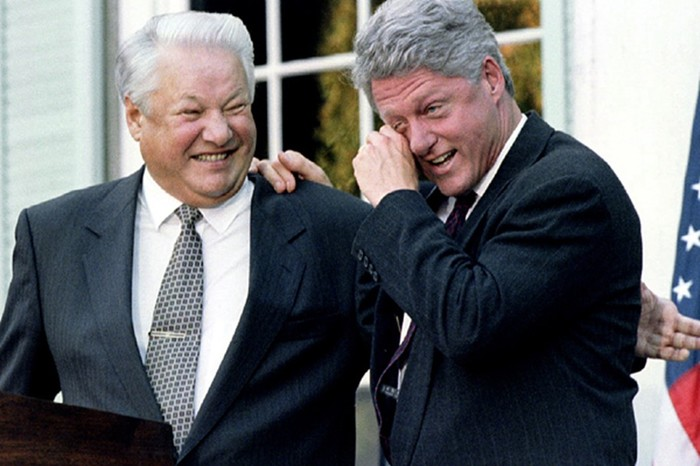 Поступки Бориса Ельцина, которые шокировали мир