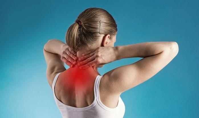 Боль в шее и левой руке