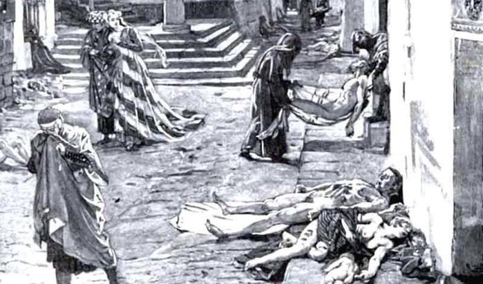 Как в древности повышали иммунитет
