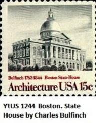 YtUS 1244 Boston-State-House-by-Charles-Bulfinch (193x246, 27Kb)