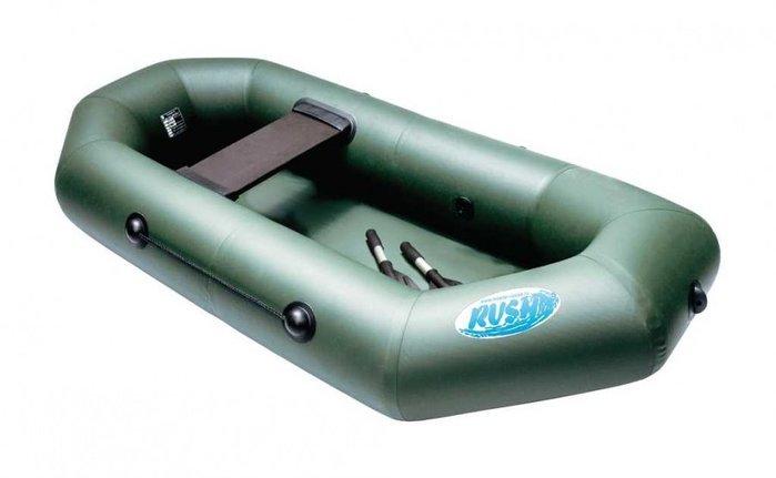 гребная лодка аква-оптима 260 из пвх