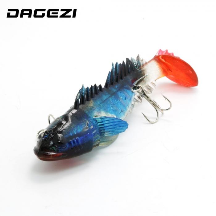 рыболовный воблер цикада