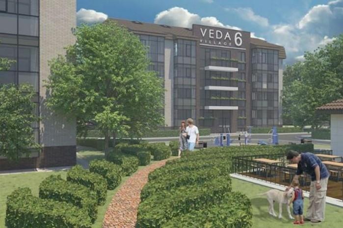 В России построят жилой комплекс для вегетарианцев