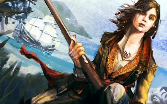 Самые знаменитые женщины-пираты