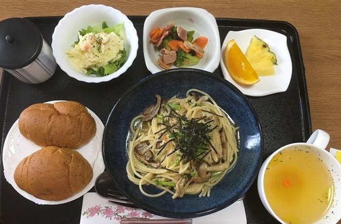 Чем кормят в больницах Японии