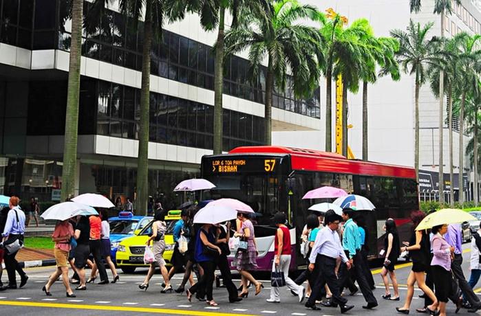 Запреты и табу в Сингапуре
