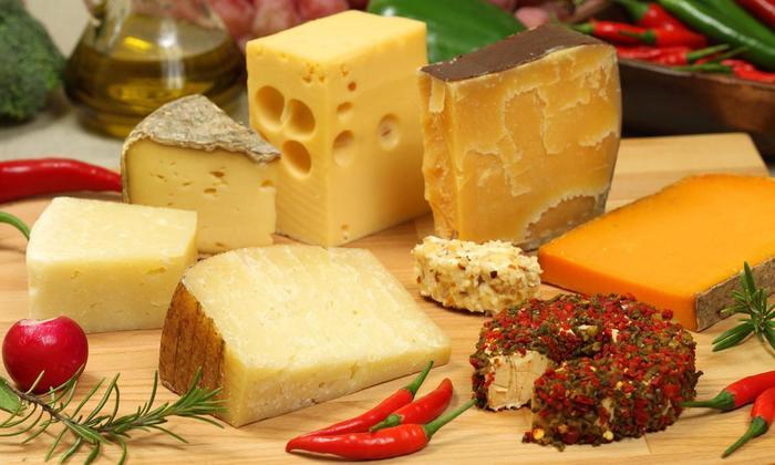 Лечебные свойства твердых сыров