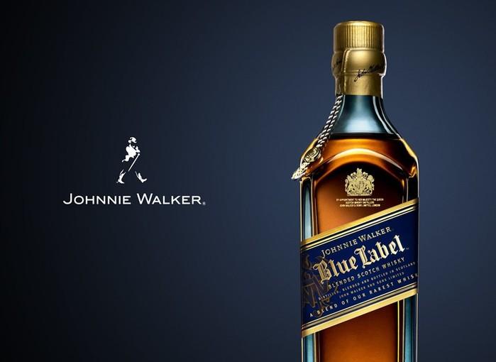 Знаменитый виски Johnnie Walker (статья)