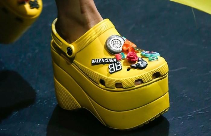 Как выглядит самая модная обувь будущей весны и лета