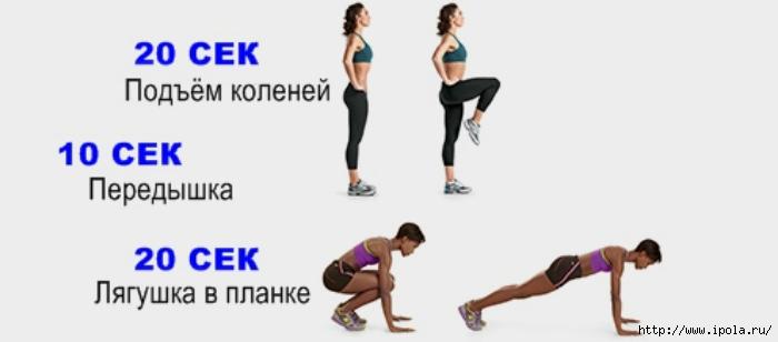 """alt=""""Эффективные упражнения для похудения!""""/2835299__1_ (700x308, 65Kb)"""