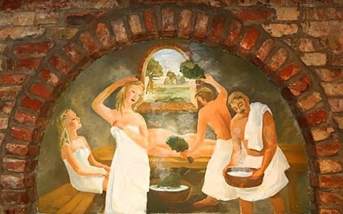 Интересное о бане