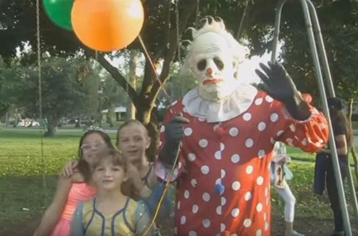 Stephen King envy! Nightmare stories about real killer clowns
