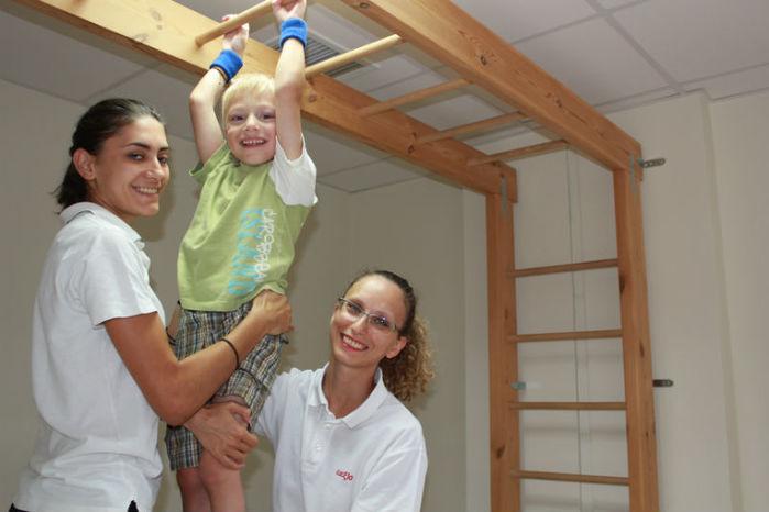 Детский реабилитационный центр Эвексия