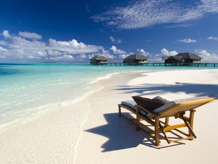 Путешествуя по столице Мальдив