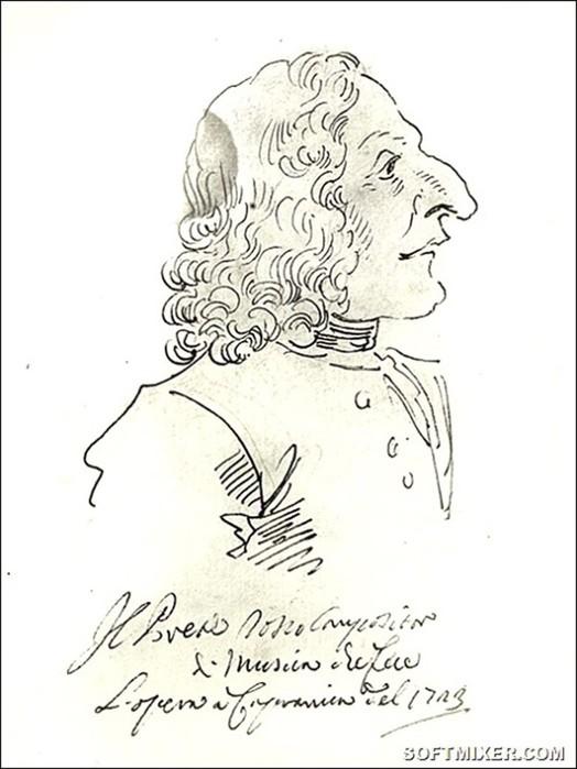 Антонио Вивальди   священник, променявший безбедное существование на музыкальное сочинительство