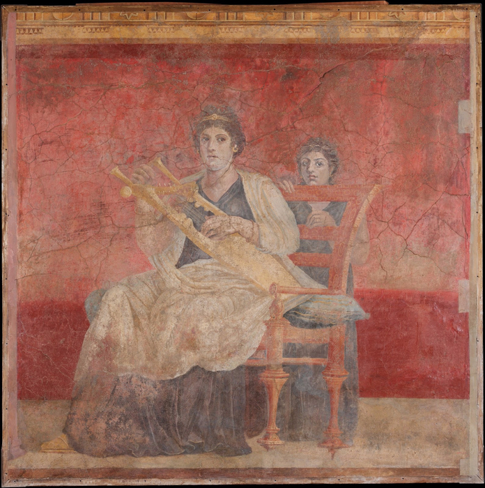 8. 50BC_Roman_wall_painting_(1) (696x700, 597Kb)