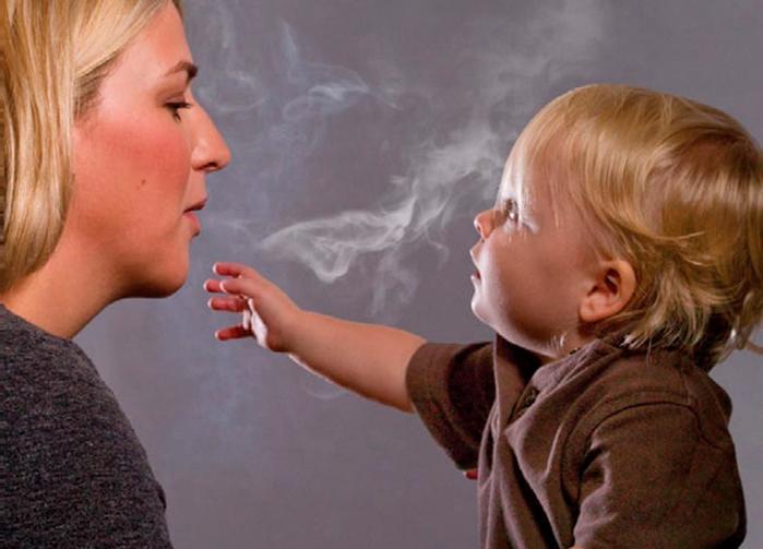 О вреде курения для женщины