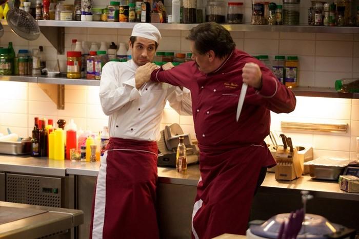 Интересные факты о сериале «Кухня»