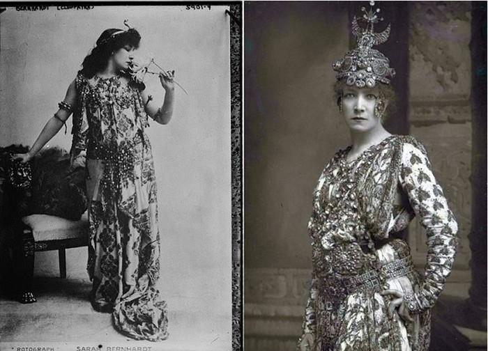 Как использовали пудру в разные эпохи: ужасное искусство быть красивой