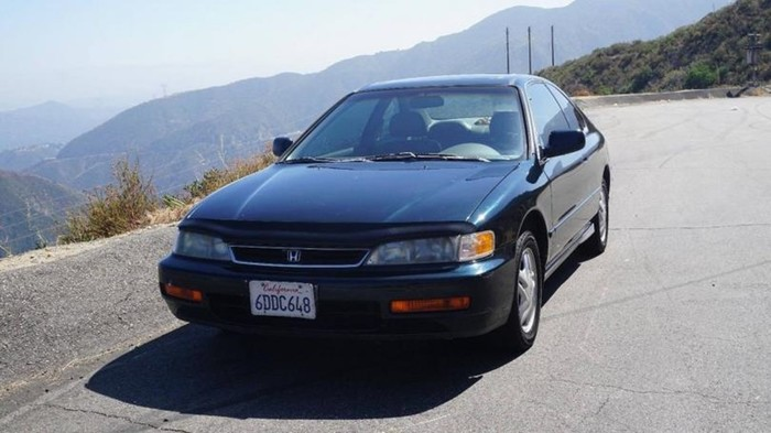The commercial has increased the cost of the 1996 Honda Accord to 20 thousand dollars