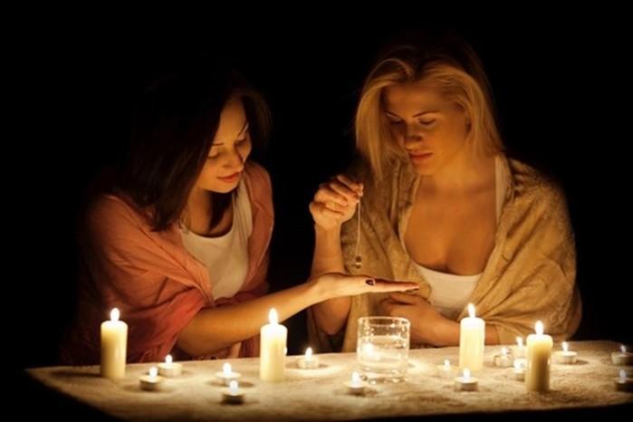 Крещенские гадания для девушек