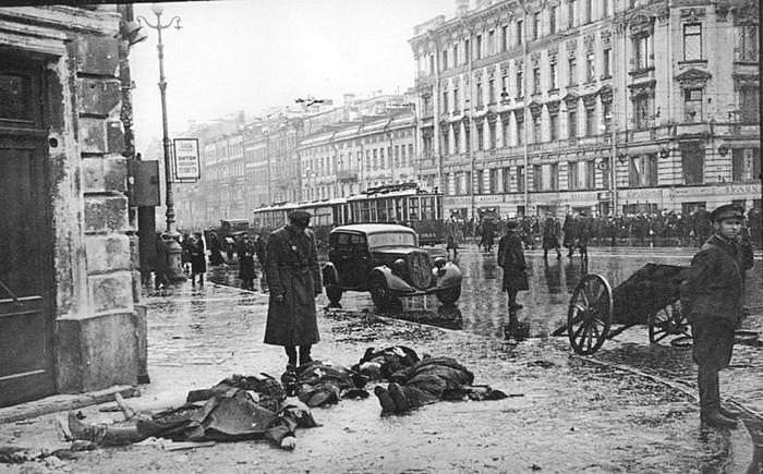 «Зиг-Заг»: самая страшная банда в блокадном Ленинграде