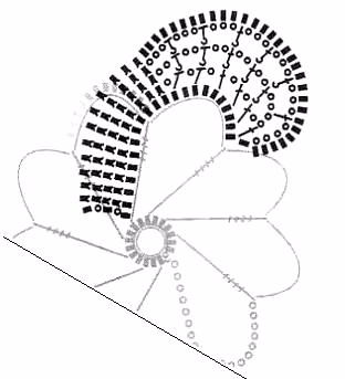 схема-вязания-цветка-2 (312x343, 48Kb)