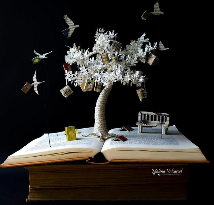 3875523_oldbooksculpturesMalenaValcarcel2 (750x705, 80Kb)