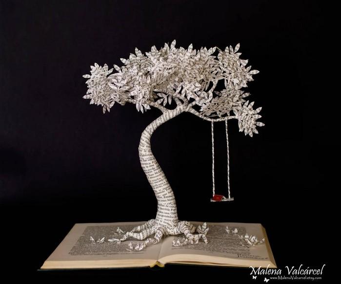 3875523_oldbooksculpturesMalenaValcarcel20 (750x623, 65Kb)