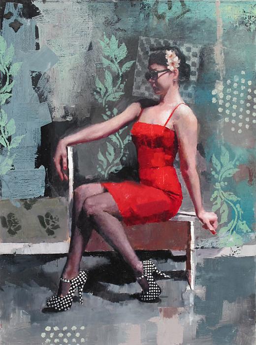 Jenn+Red+Dress+18x24 (520x700, 403Kb)
