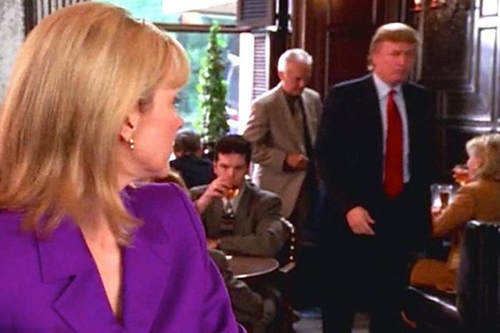 В каких фильмах снимался Дональд Трамп? Кинокарьера президента США - 9 фильмов с самыми известными ролями