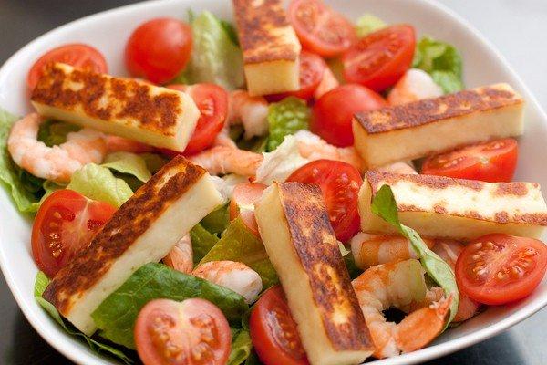 Теплый-салат-с-жареным-сыром (600x400, 252Kb)