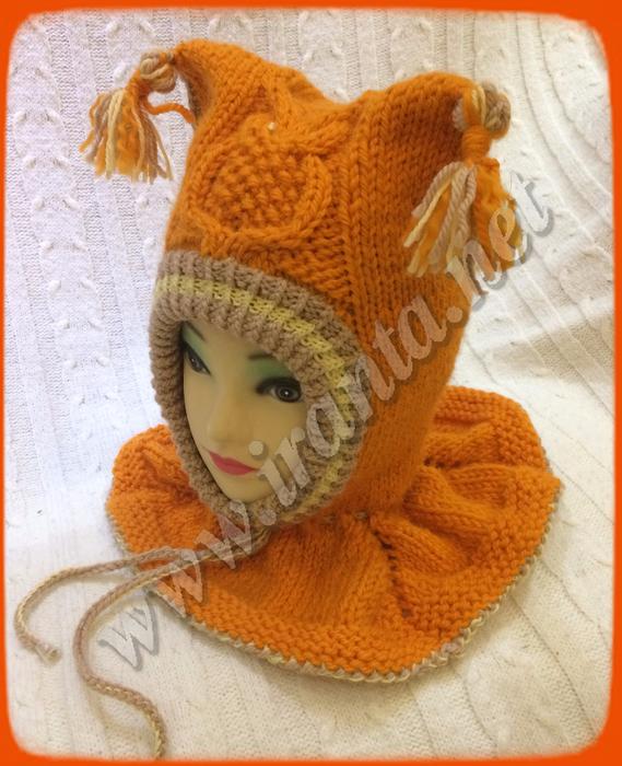 Шлем little orange owl. 5 (569x700, 457Kb)